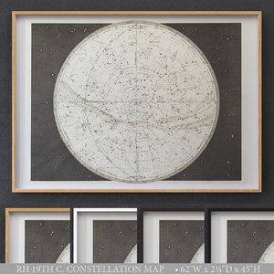 3D model restoration constellation