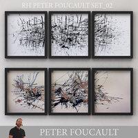 3D peter foucault set model