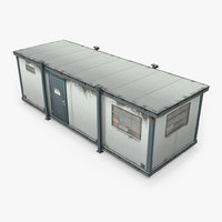 3D portacabin ready games