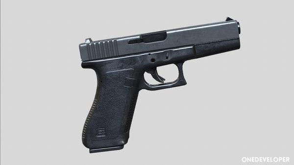 glock 17 18 model