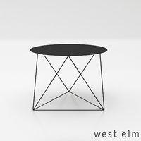 west elm eric trine model