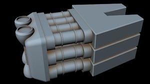 starship star model