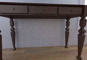 3D entry table