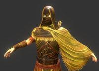 medieval fantasy model