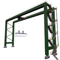 crane rtg 3D model