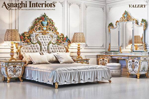 asnaghi interiors valery 3D