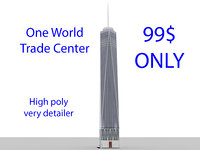world trade center 3D