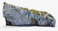 Mediterranean Cliff 03