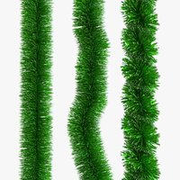 3D model christmas tinsel