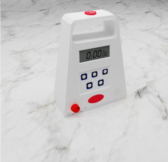 kitchen timer 3D model