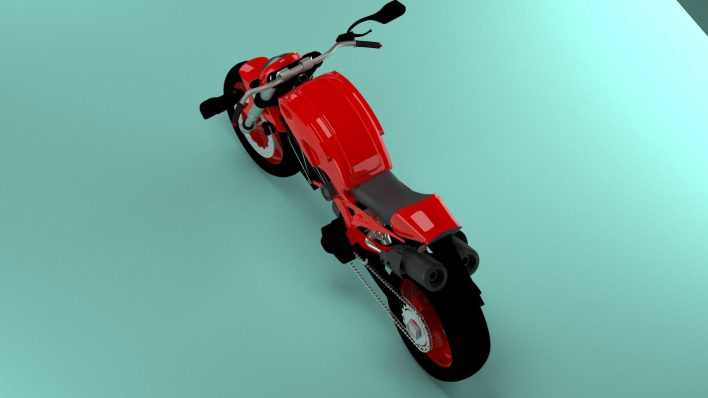 moto model