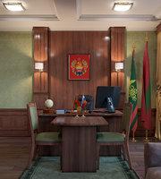 office post 3D