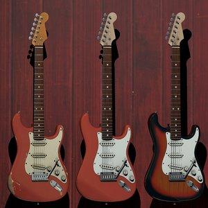 electric guitar model