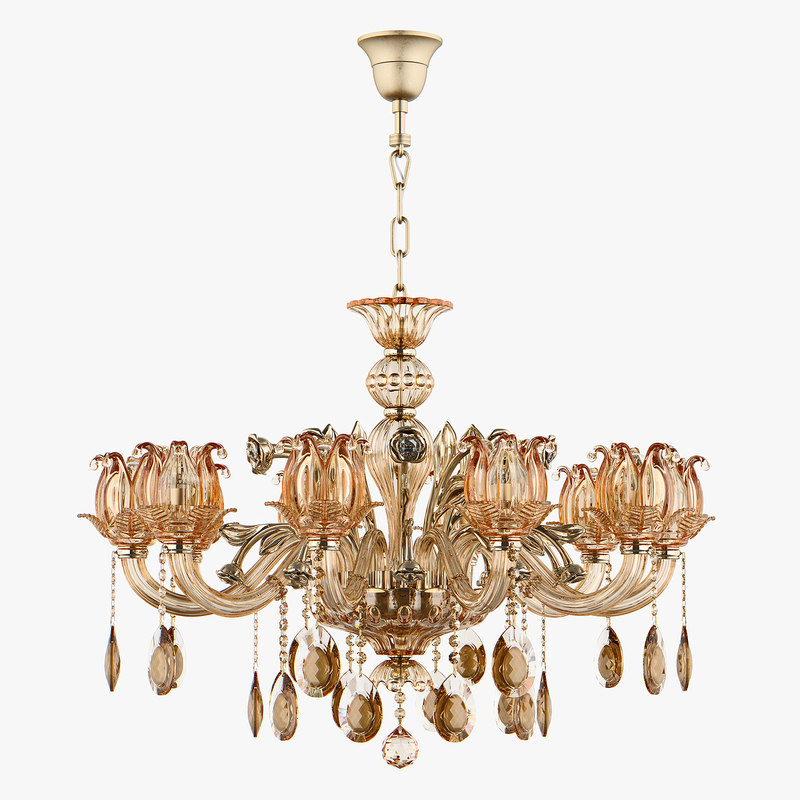 chandelier md 3255-10 osgona 3D model
