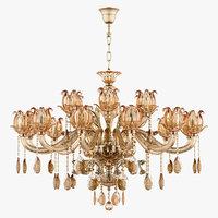 3D chandelier md 3255-12 6 model