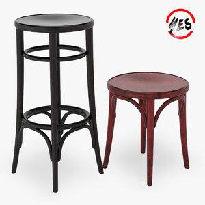 bar chair model