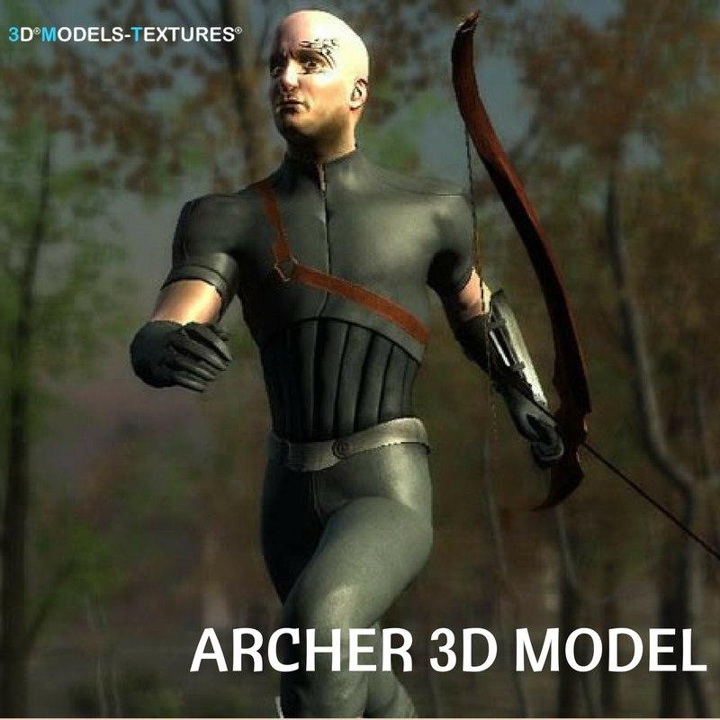 3D archer