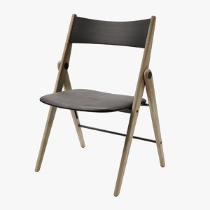 3D boconcept oslo chair