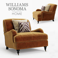 williams sonoma bedford chair model