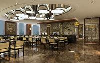 continental restaurant 3D