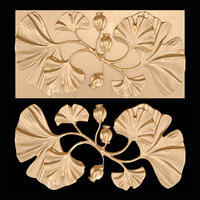 frieze gold 3D