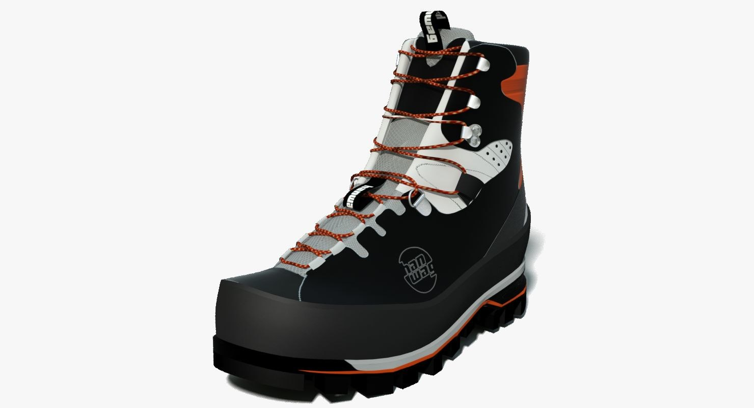 3D hanwag friction shoes