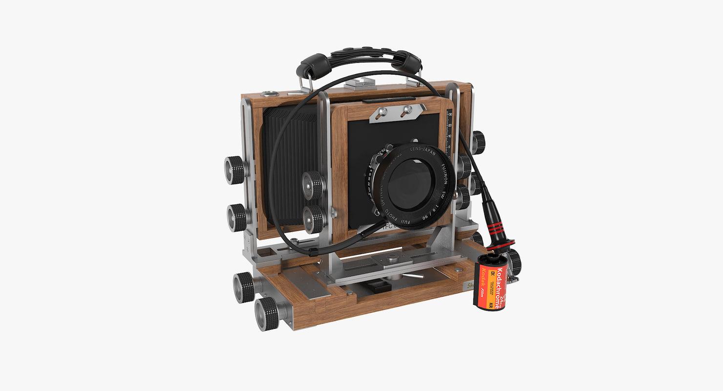 Vintage TFC617-A Professional Camera