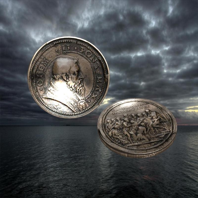 vatican medal 3D