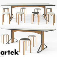 Artek KAARI TABLE