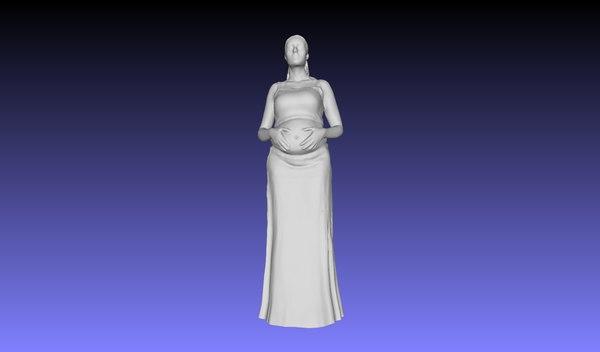 woman 3D