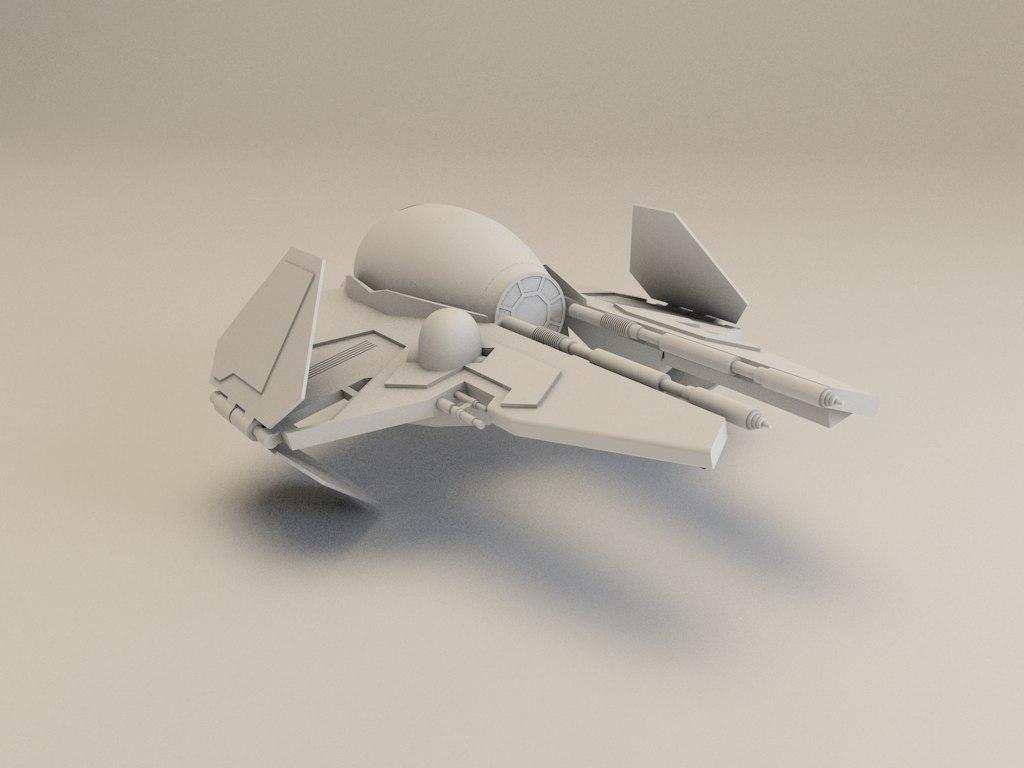 star fighter model