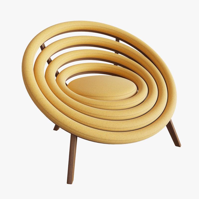3D nice chair