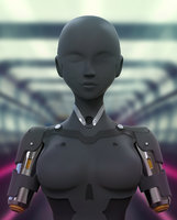 Diou Android Girl