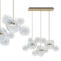 3D giopato coombes chandelier btc14l-pe1-brbc