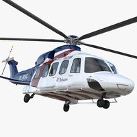 Corporate Transport Helicopter Agusta Westland AW189
