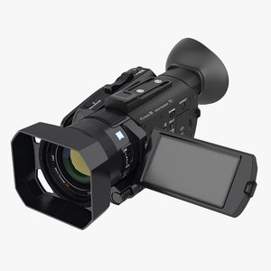 compact camcorder sony pxws model