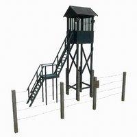 soviet tower model