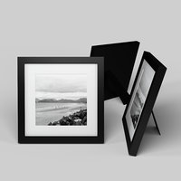 Modern Picture Frame - Seaside Photo