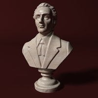 chopin polish musician model