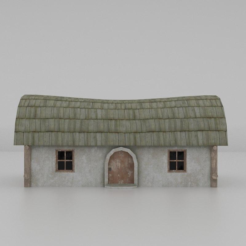 house unity cryengine 3D