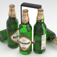 3D beer bernard
