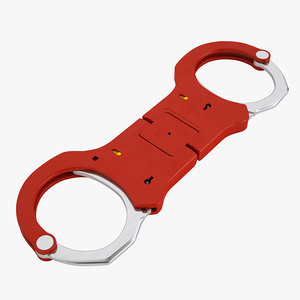 rigid handcuffs model