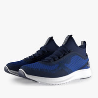 3D model reebok runner ultraknit