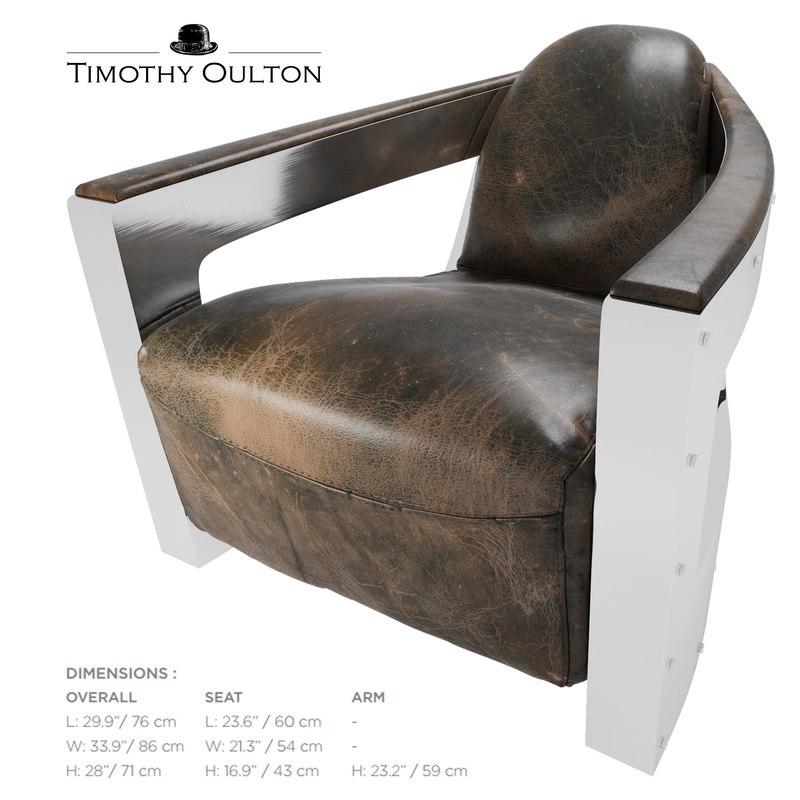 3D timothy oulton