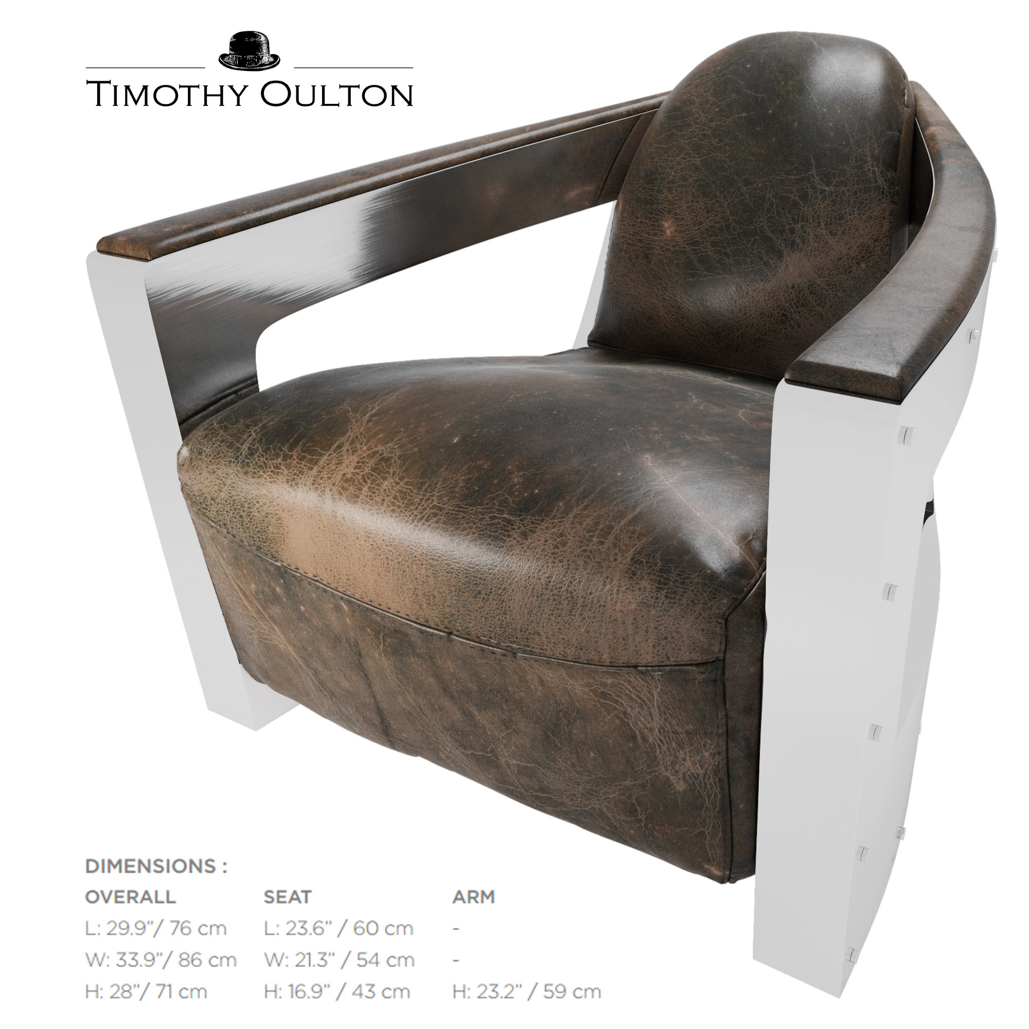 Swell Timothy Oulton Mars Stuhl Mk3 Onthecornerstone Fun Painted Chair Ideas Images Onthecornerstoneorg