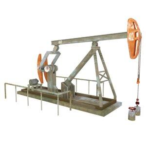 3D oil pump