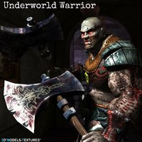 underworld warrior 3D