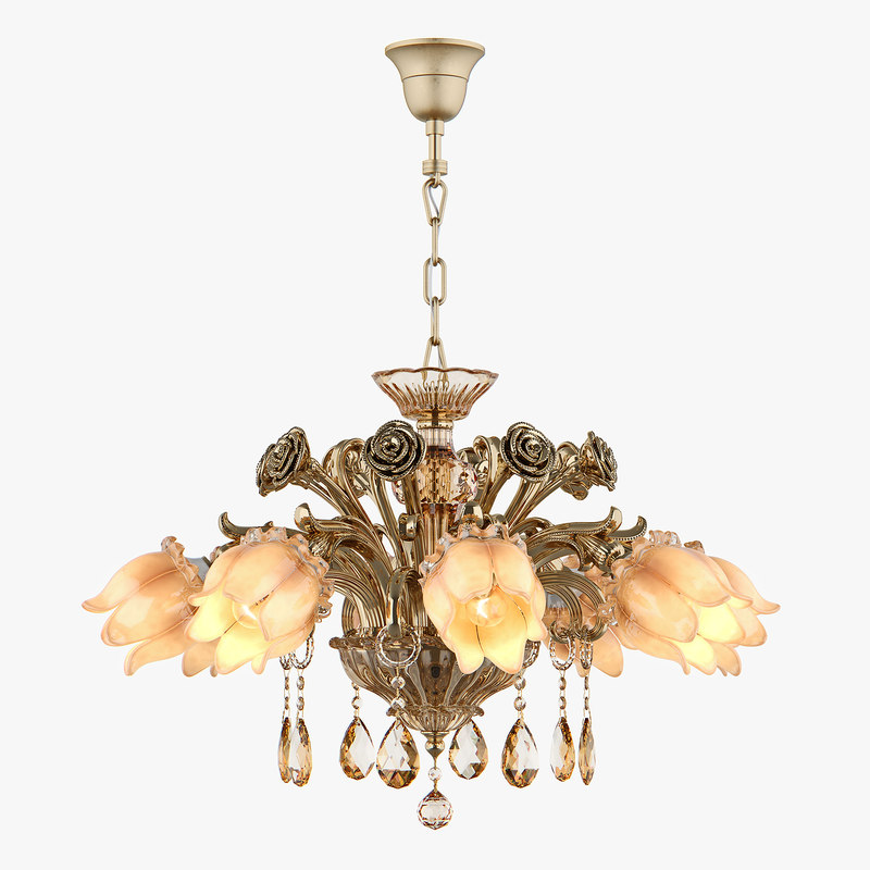 chandelier md 3269-8 osgona 3D model