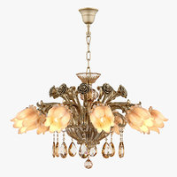 3D chandelier md 3269-10 osgona
