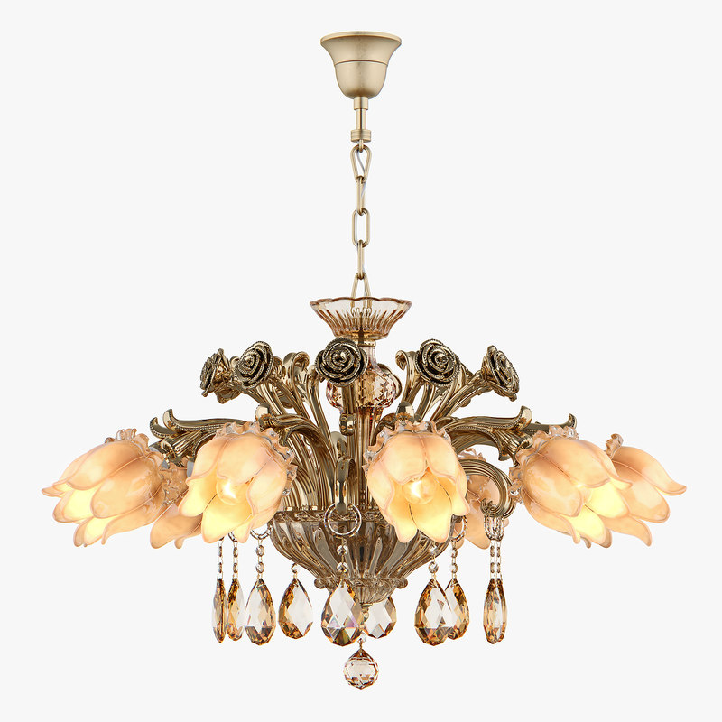 3D chandelier md 3269-10 osgona